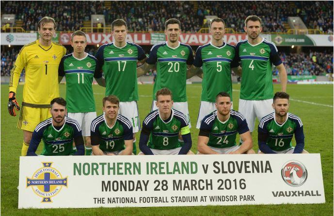 L'Irlande du Nord est l'un des nouveaux entrants à suivre de près lors de l'Euro 2016.