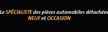 Pièces détachées pour Renault Safrane chez Autochoc