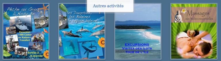Les Boucaniers : séjours de rêve pour tous les goûts sur l'île de Nosy Be  !